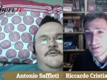 Antonio Saffioti e Riccardo Cristiano - Chi ci capisce (a noi due) è bravo! Puntata 2 Marzo 2019 - Come nasce un libro?