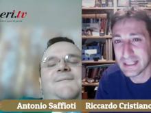 """Antonio Saffioti e Riccardo Cristiano - Chi ci capisce (a noi due) è bravo! """" Vacanze accessibili ! """"  30 Marzo 2019"""