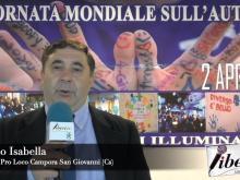Intervista ad Antonio Isabella - Giornata mondiale autismo 2019