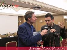 """Arsenio Maria Navarra - """"ALBA DI SOGNI - Poesie corsare """" di Pier Paolo Segneri"""