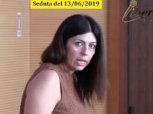 Maria Cristina Ariano (M5S) - Seduta del Consiglio Municipale Roma VII del 13/06/2019