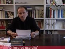 """""""Chiesa ed esercito"""" - Intervento di Giancarlo Calciolari"""