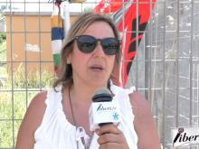 Protesta dei lavoratori del Call Center Abramo di Montalto Uffugo (Cs) - Interviste ai lavoratori