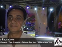Intervista al Maestro Cosimo Papandrea - 30 giugno 2019