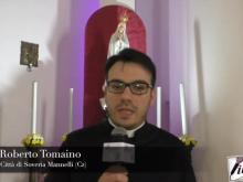 Intervista a Don Roberto Tomaino - Mostra su Madonna di Fatima a Soveria Mannelli