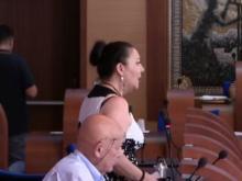 Angela Tripputi (M5S) - Seduta del Consiglio Municipale Roma VII del 4/07/2019 *