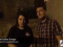Cleto sotto le Stelle 2019 -  Intervista doppia Riccardo Cristiano & Maria Luisa Longo
