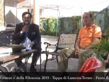 Panta Rhei - Dall'Ocinaro al Bagni - Incontro con il Prof. Villella