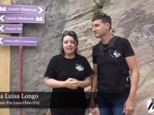 "Intervista di Riccardo Cristiano a Maria Luisa Longo - ""Jamu a caminare a Petramala"", 4 agosto 2019"