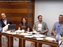 Tavola rotonda promossa dalla Lega Italiana Sclerosi Sistemica. Catanzaro 29 giugno 2018