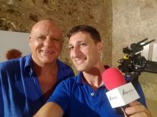 Intervista di Riccardo Cristiano al Maestro Peppe Lanzetta - Incontri Possibili - Castello di Savuto a Cleto (Cs)