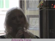 """Antonella Freno (stralci dell'intervento) - Presentazione di """"Dopoguerra"""""""