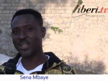 Sena Mbaye e Abdou Diop - XII Marcia internazionale per la Libertà di minoranze e popoli oppressi