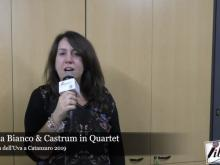 Intervista ad Angela Bianco & Castrum in Quartet - 89° Festa dell'Uva a Catanzaro 2019