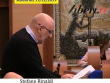 Stefano Rinaldi (M5S) - Seduta del Consiglio Municipale Roma VII del 19/12/2019