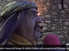 Il Presepe Vivente di Aiello Calabro - A spasso con Liberi.tv fra le vie del borgo!