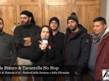 Intervista ad Angela Bianco & Tarantella No Stop. Platania - Nel cuore del mondo a Panetti
