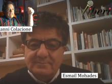 Conversazione con Esmail Mohades - Morte di Soleimani - 7 gennaio 2020