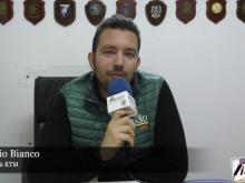 Intervista a Valerio Bianco - Vini Zabù KTM: La passione per il Ciclismo