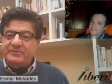 Conversazione con Esmail Mohades. Iran: un regime in guerra contro il suo popolo