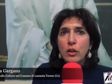 Intervista a Giorgia Gargano - Assessore alla Cultura del Comune di Lamezia Terme