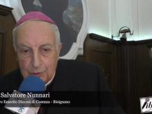 "Intervista a Mons. Salvatore Nunnari - ""Don Nunnari racconta la sua Calabria"""