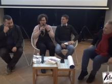 """Presentazione di """"Vi dichiaro uniti"""" di Riccardo Cristiano - Chiostro Letterario San Domenico"""