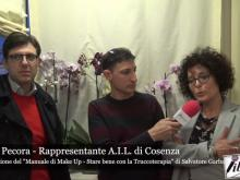 Manuale di Make Up - Intervista al Dott. Massimo Gentile & Laura Pecora
