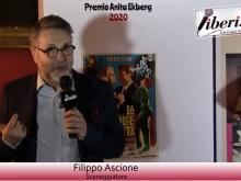 Intervista a Filippo Ascione - Premio Anita Ekberg 2020