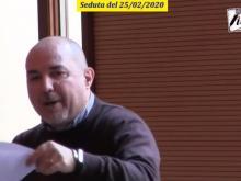 Fulvio Giuliano - Seduta del Consiglio Municipale Roma VII del 25/02/2020. Parte 1 di 2