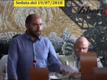 Salvatore Vivace - Assessore alle Politiche dell'Urbanistica, Lavori Pubblici, Parcheggi e Alberature Stradali MRM VII