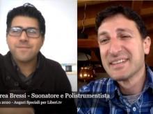 #Covid19 - Liberi...a casa! - Buona Pasqua 2020 con Andrea Bressi su Liberi.tv