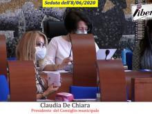 Seduta del Consiglio Municipale Roma VII dell'8/06/2020