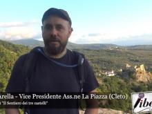 Intervista a Ivan Arella - Il Sentiero dei Tre Castelli