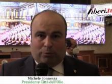 """Michele Sonnessa - """"OLEOTURISMO: RENDERE OPERATIVA LA LEGGE CHE VALORIZZA UNA GRANDE OPPORTUNITA' """""""