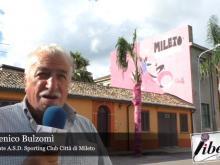 Intervista a Domenico Bulzomì - Mileto, Giro d'Italia 2020