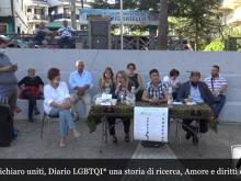 """Presentazione del libro """"Vi dichiaro uniti"""" a Camigliatello Silano (Cs)"""