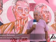 Intervista a Domenico Bulzomì - Nuovo murale a Mileto, Giro d'Italia 2020