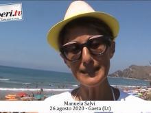 Manuela Salvi - La spiaggia libera di Gaeta estinta causa Covid-19