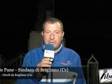 Intervista al Sindaco Raffaele Pane - Anteprima - GiroE da Scigliano (Cs)