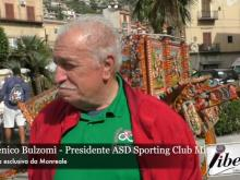 Intervista esclusiva a Domenico Bulzomì - Monreale - Giro d'Italia 103