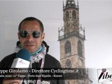 Giuseppe Girolamo - Giro d'Italia 2020 - 11° Tappa: Porto Sant'Elpidio - Rimini