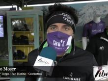 Moreno Moser - Giro E 2020 11° Tappa - San Marino - Cesenatico