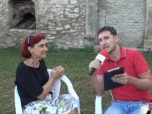 Viviana Andreotti,direttore artistico di MusiCleto 2018 intervistata da Riccardo Cristiano