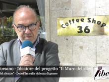 """Intervista a Ezio Forsano, sceneggiatore e autore del progetto """"Il Muro del Silenzio"""""""