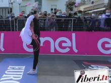 Giro d'Italia 2020 - Aspettando l'arrivo a Rimini