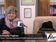 Antonella Pagliuso, sorella di Francesco Pagliuso