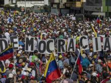"Blanca Briceño - ""Tu no eres inocente"". Venezuela tra crisi democratica e dramma sociale (foto: Sir Agenzia d'informazione)"