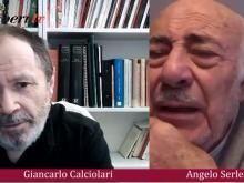 Angelo Serlenga - L'Accademia di Brera e i pittori degli anni '60. A cura di Giancarlo Calciolari