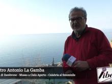 Il Maestro Antonio La Gamba - Museo a cielo aperto - Calabria al femminile